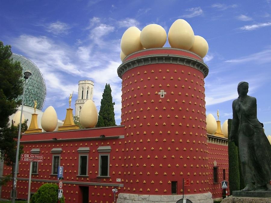 Достопримечательности Испании, Музей-театр Сальвадора Дали