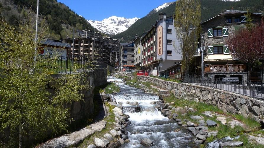Отдых в Европе, Андорра