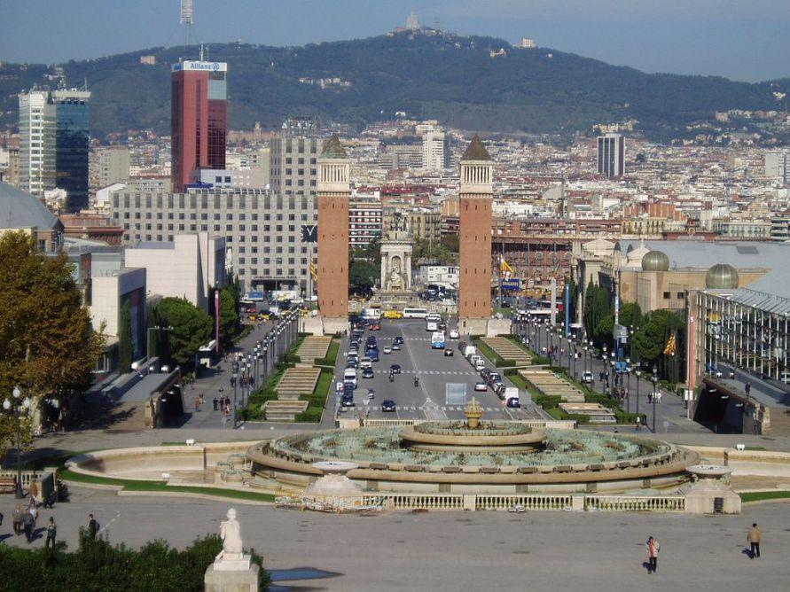 Столица Каталонии - Барселона