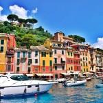 Из Италии в Испанию, Генуя