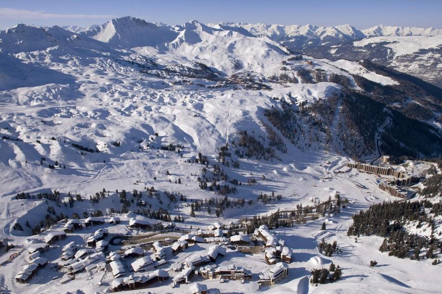 Курорты Лез-Арк и Ля-План  в горнолыжном регионе ПарадиСки