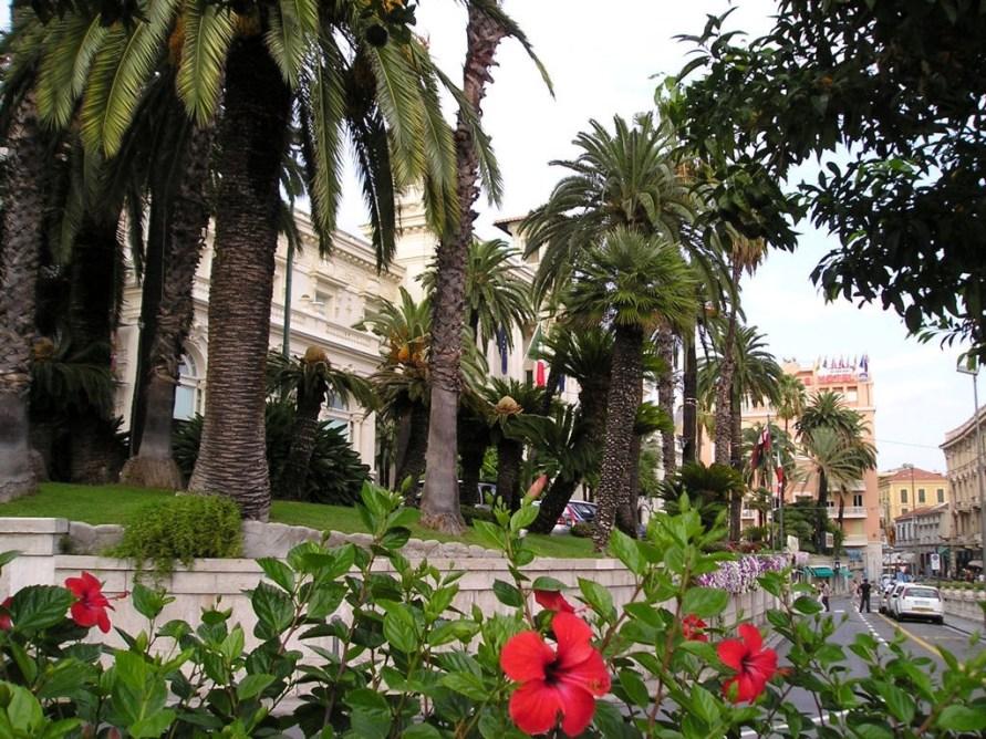 Путешествие по Европе, Сан-Ремо