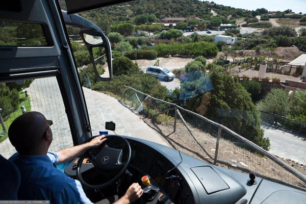 водители Сардинии