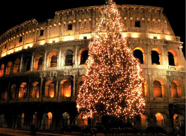 новогодняя Италия