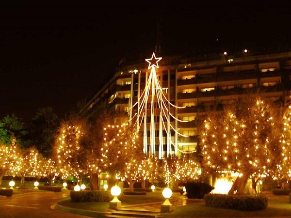 Италия в Рождество
