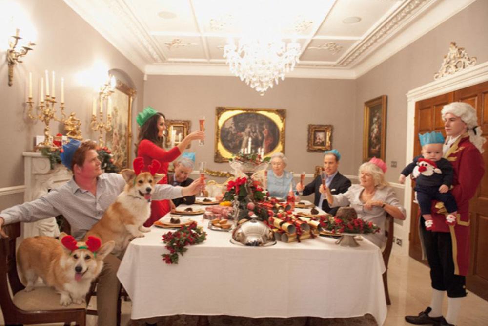 Новый год в кругу семьи как отметить