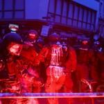 Беспорядки в Гамбурге. Санкционированный митинг превратится в побоище