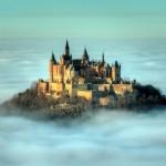 Замки Германии. Замок Гогенцоллерн - Burg Hohenzollern