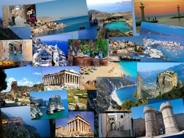 Достопримечательности Греции, самые красивые места Греции