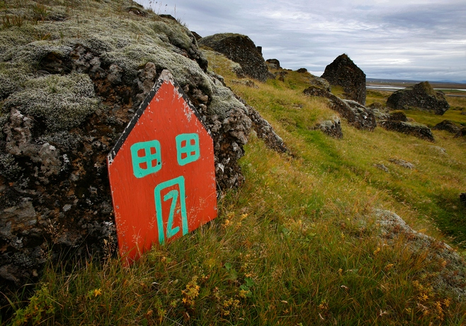 Из-за эльфов в Исландии остановлен проект по строительству шоссе