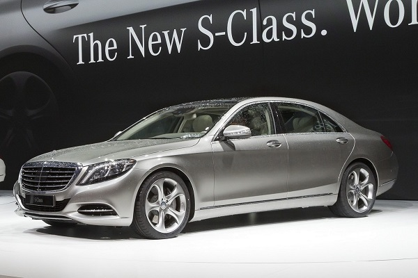 новое поколение S-Class