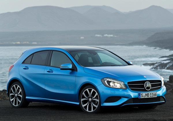 Mercedes осваивает онлайн торговлю
