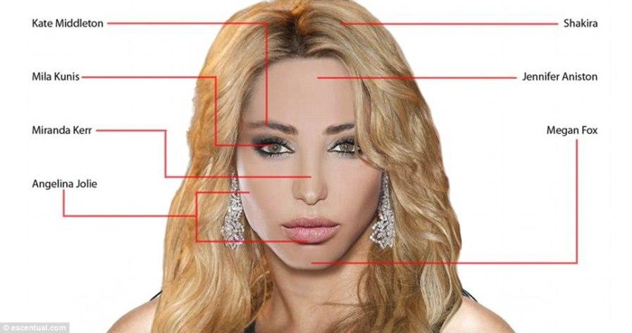 фото лица женщин их писи