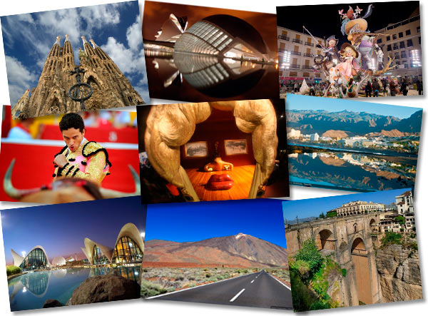 Достопримечательности Испании, самые красивые места Испании