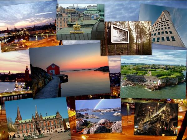 Достопримечательности и самые красивые места Швеции