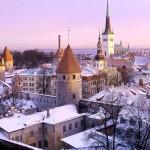 В Таллин на Новый год