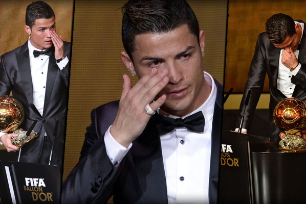 Криштиану Роналду - лучший в мире футболист