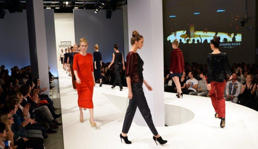 Неделя моды в Берлине