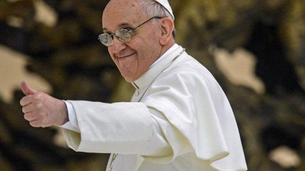 Папа Римский восхищен интернетом