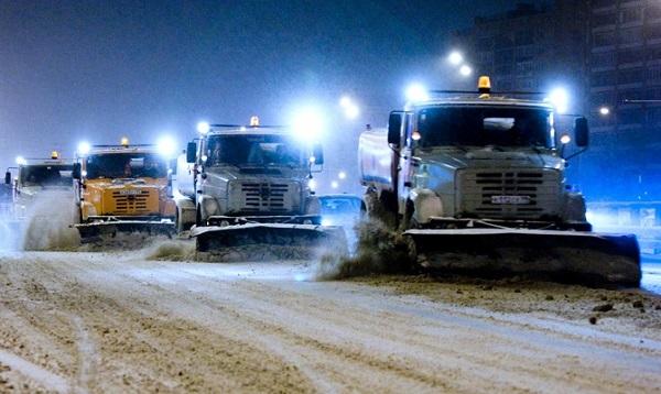 Ростовскую область завалило снегом