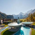 Австрийский курорт Aqua Dome