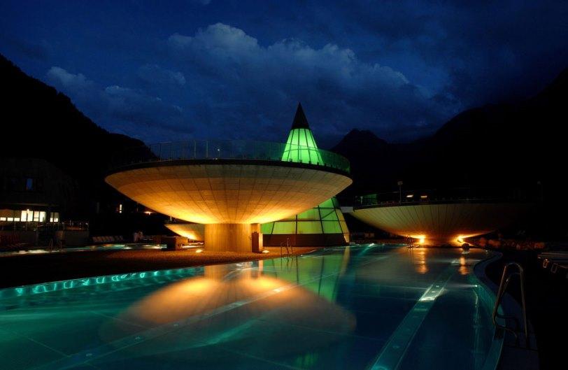 Термальный курорт в Австрии