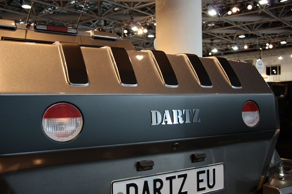 продукция компании Dartz