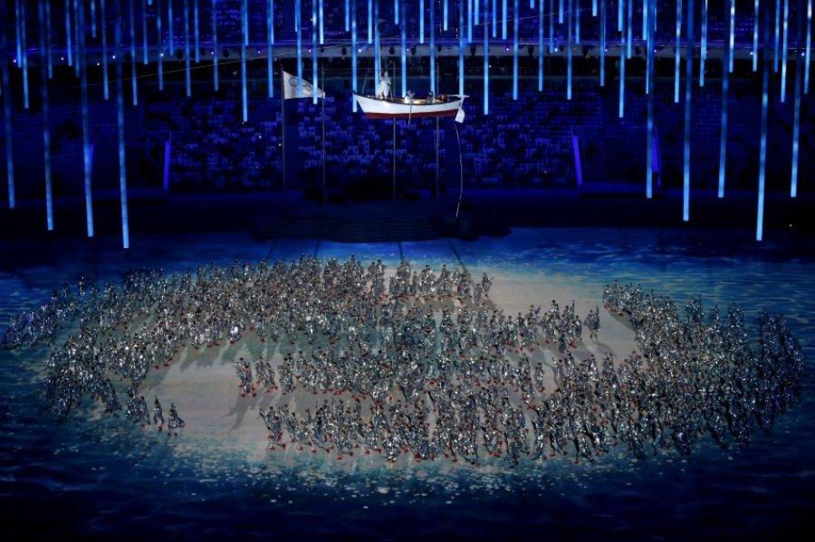 Закрытие Олимпиады