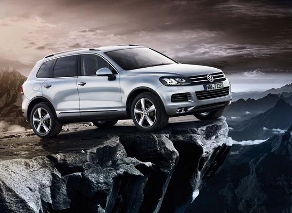 Volkswagen Touareg Extreme Life