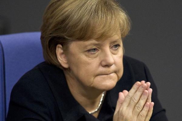 Ангела Меркель говорит о введении дополнительных санкций против России