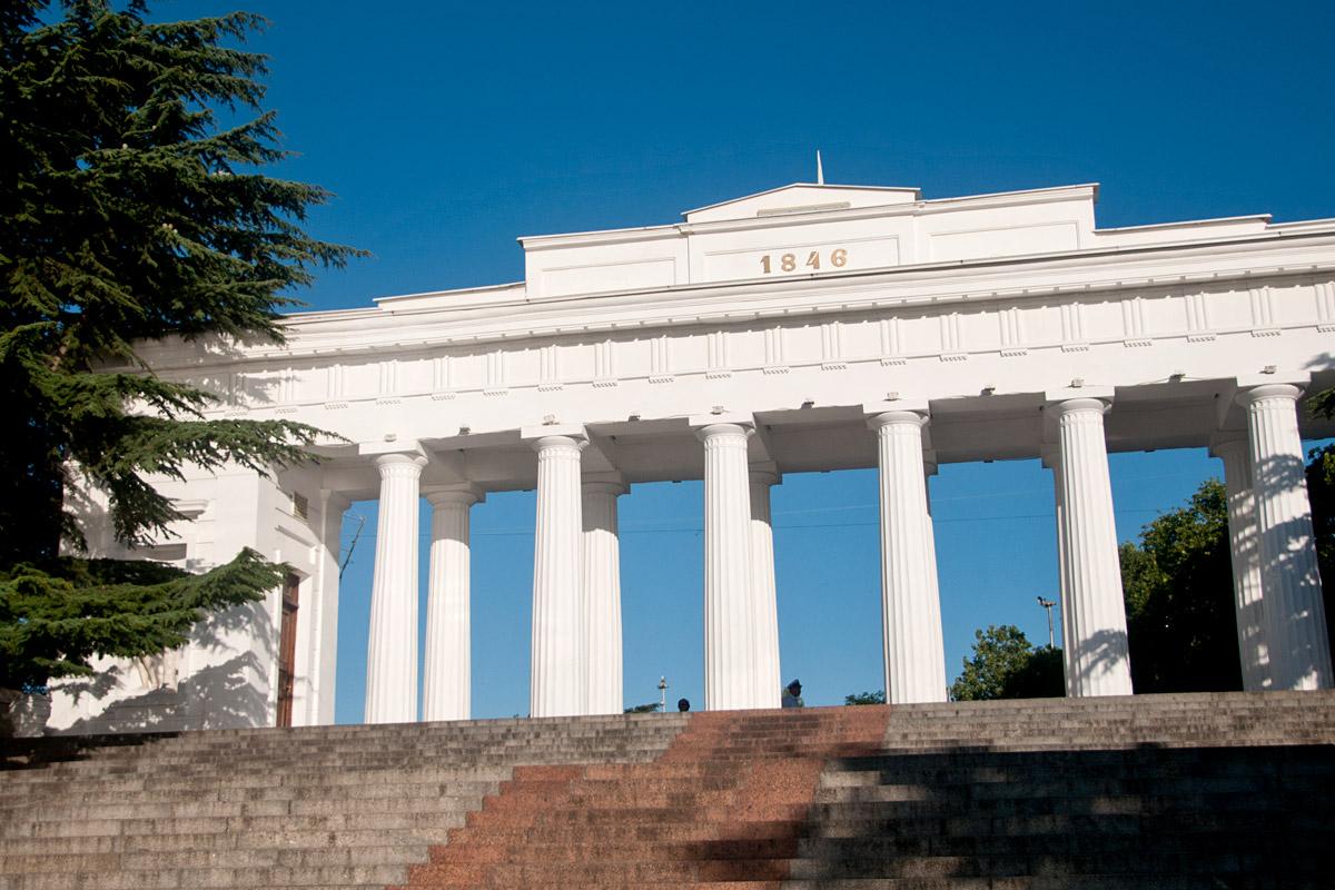 Летнее утро в Севастополе. июнь 2013 год.