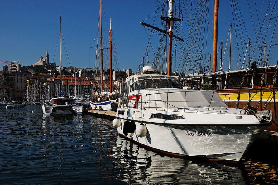 Достопримечательности марселя, Старый порт