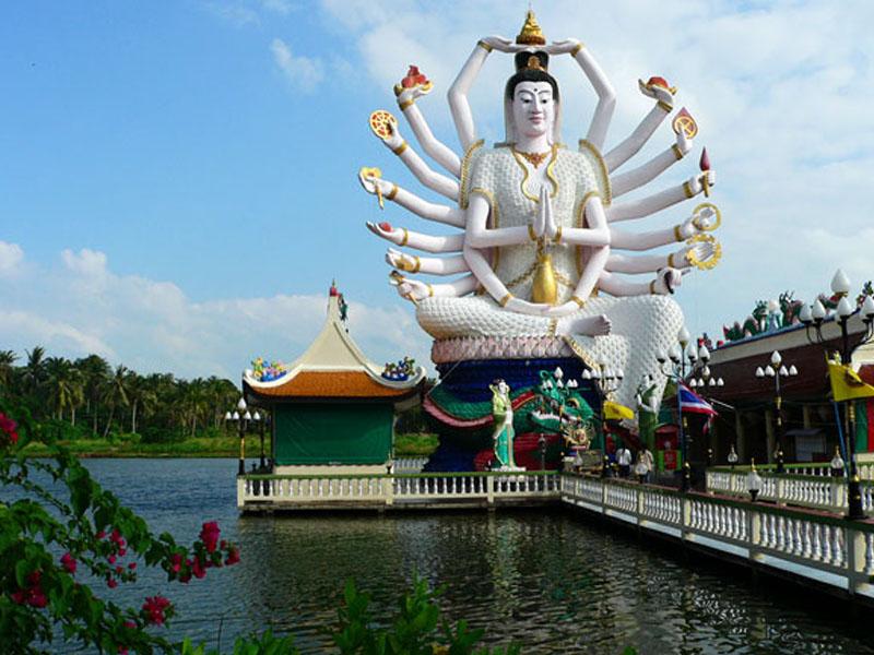 Организация поездки в Таиланд