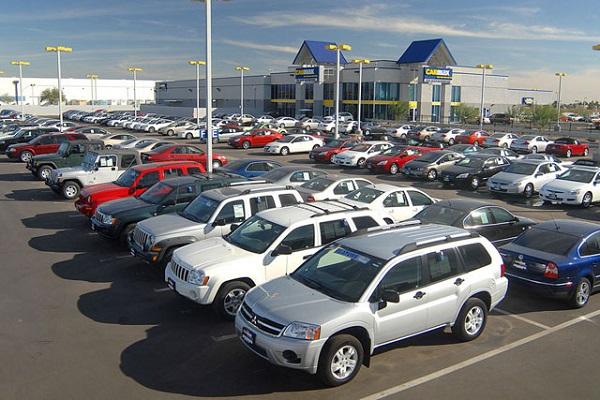 автомобильный рынок в Литве