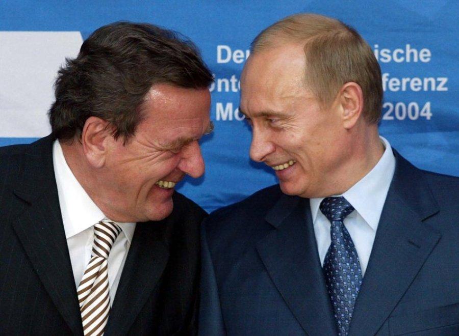 Конференция о экономике в Москве, 2004 г.