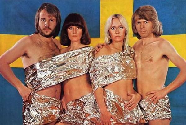 знаменитая группа ABBA
