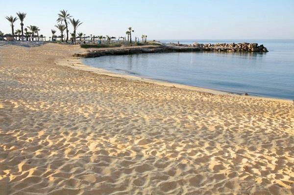 пляжи Кипра признаны самыми чистыми