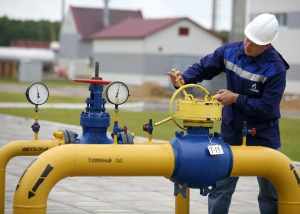 Украина без российского газа