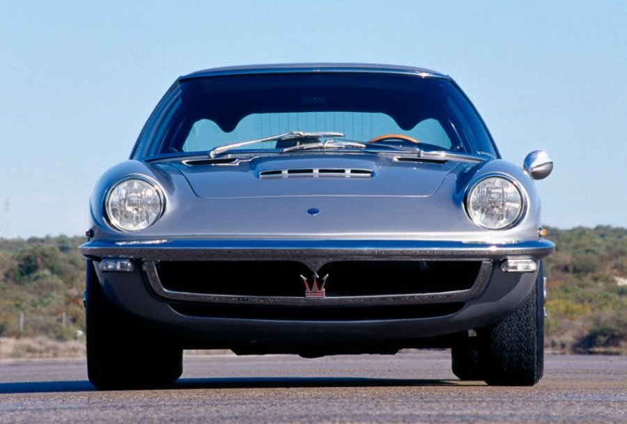 Автомобили Maserati