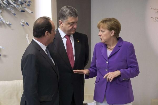Москва, Киев и ЕС снова пытались договориться