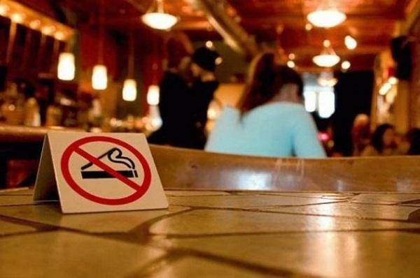 с 1 июня в барах, ресторанах и кафе в России нельзя курить