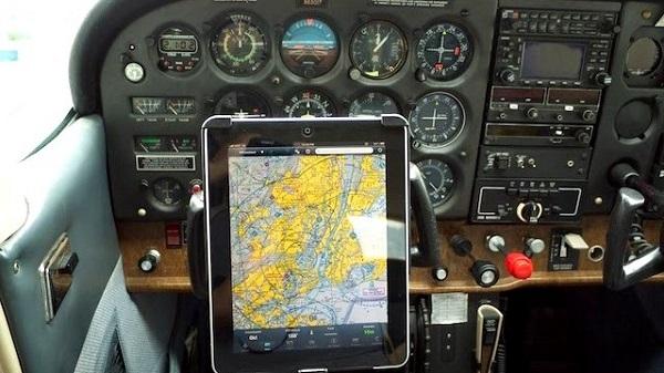пилоты airBaltic будут пользоваться iPad