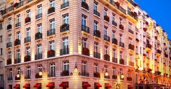 лучшие отели Франции
