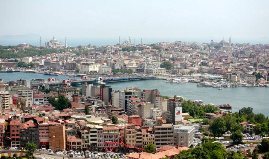 Старая часть Стамбула