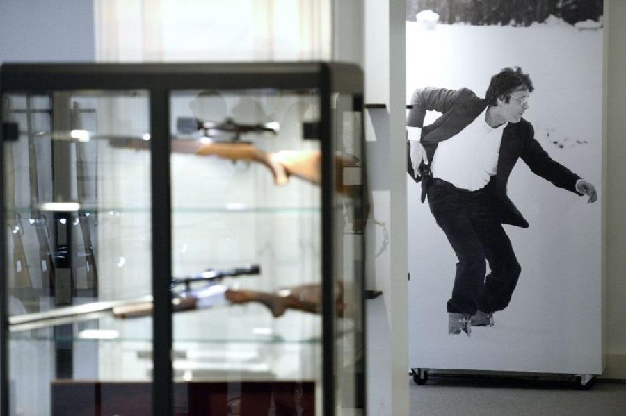 Оружие из коллекции Делона