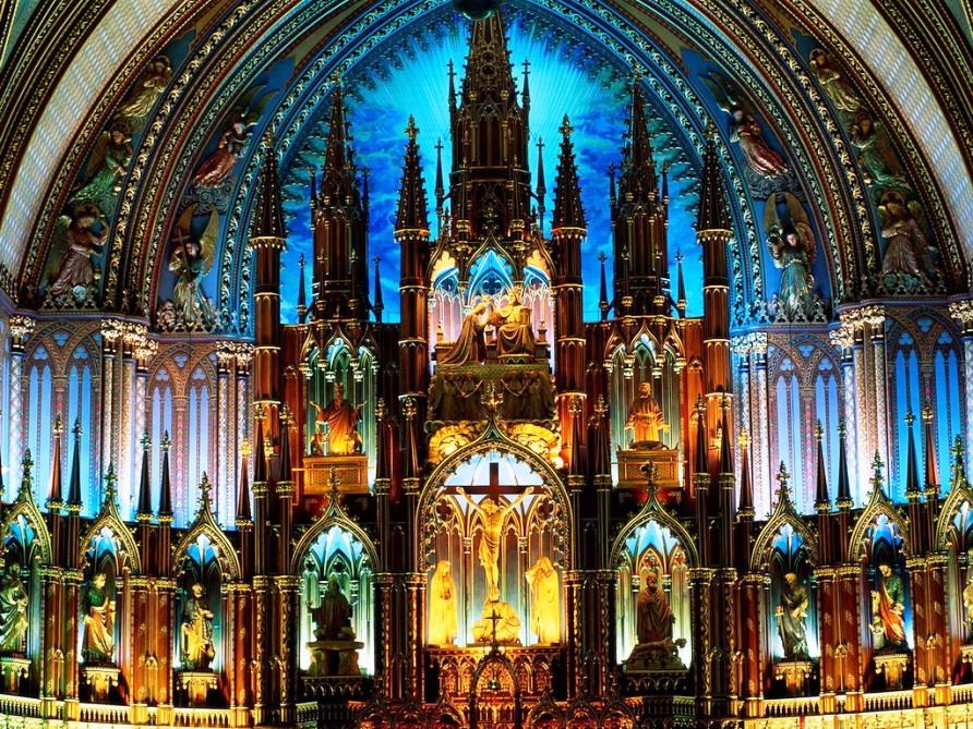 Самые красивые места Франции, Собор Парижской Богоматери