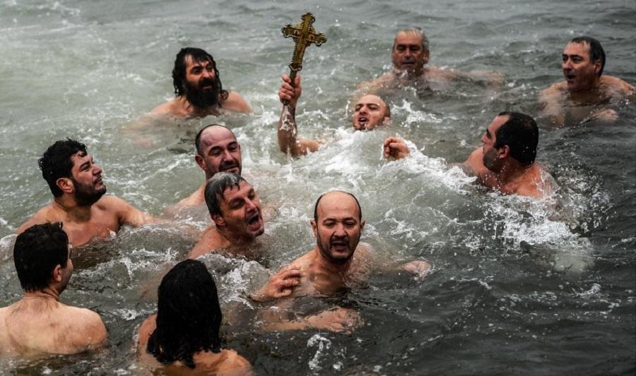 Праздник Святого Богоявления
