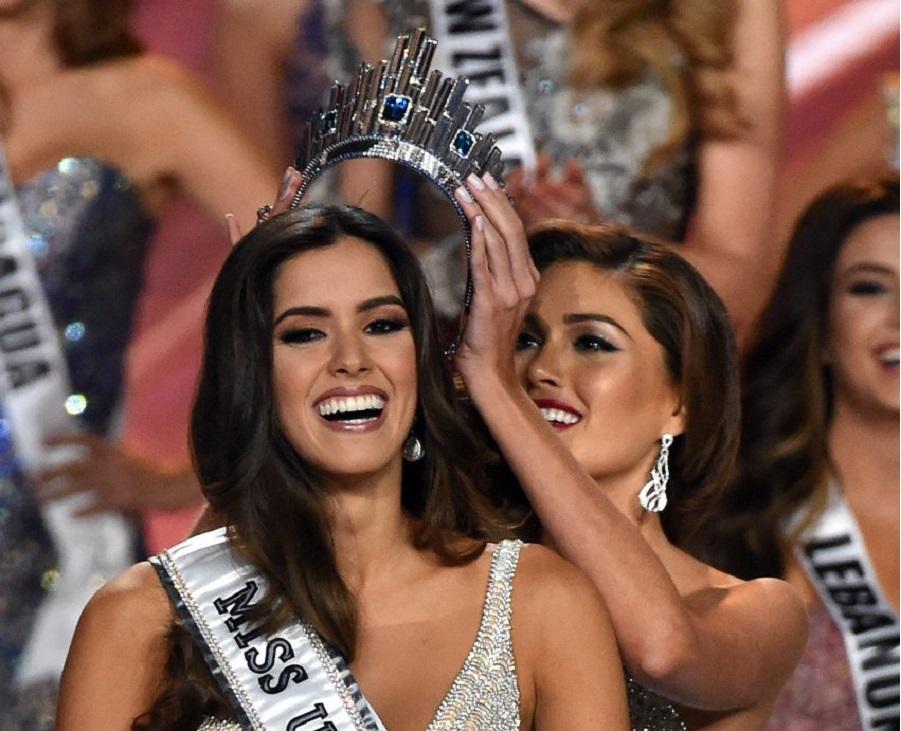 """Конкурс """"Мисс Вселенная"""""""