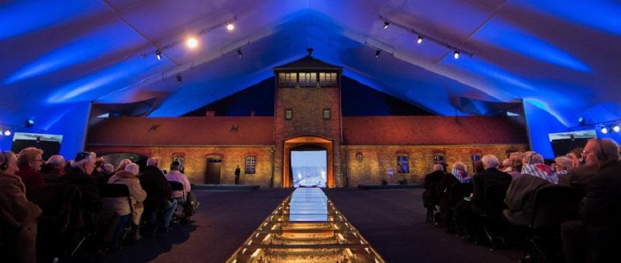 70 лет со дня освобождения Освенцима