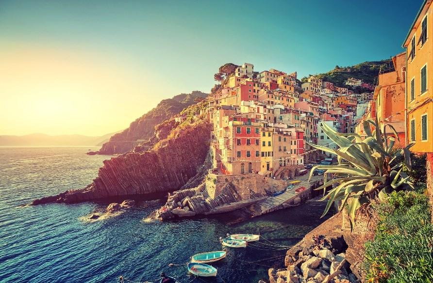 Самые красивые места Италии, Риомаджоре
